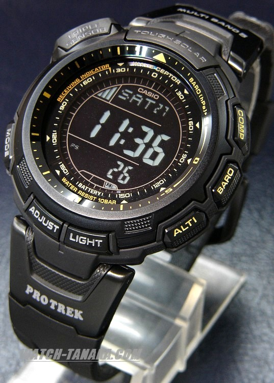 Инструкция Часы Casio Prw 5000 1E
